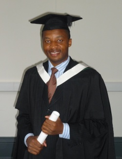 Julius Nfor Cheny, MA in Mathematics Education, University of Leeds